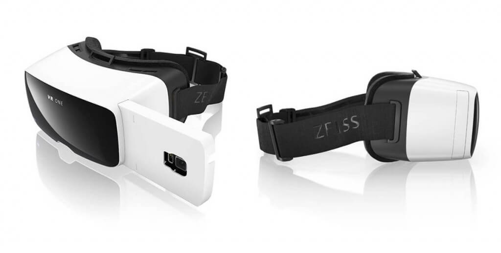 Carl Zeiss VR One, deluxe virtual reality brillen