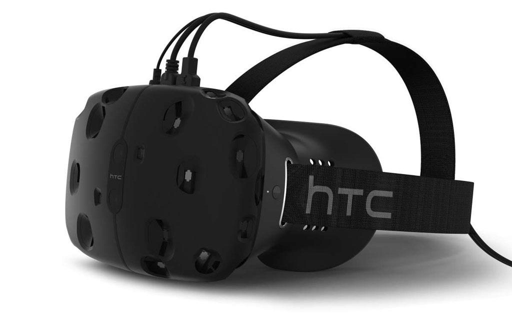 HTC Valve virtual reality
