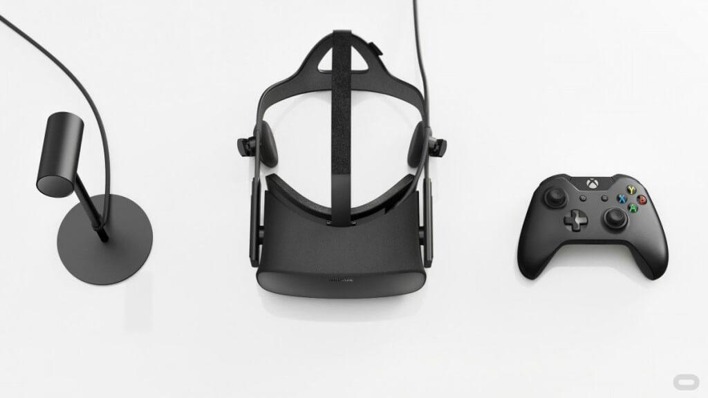 Oculus Rift consumentenversie