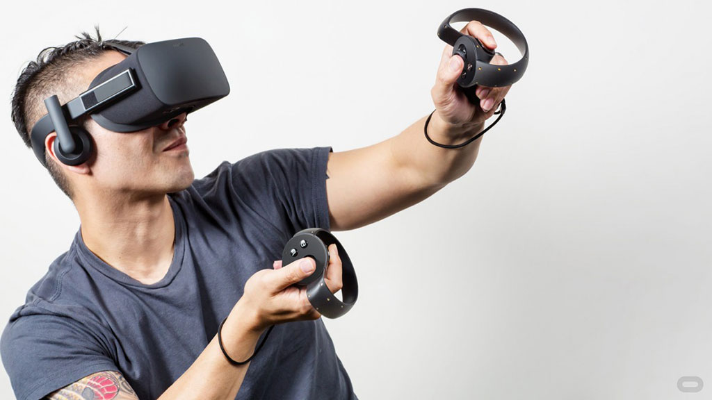 Oculus Rift, virtual reality